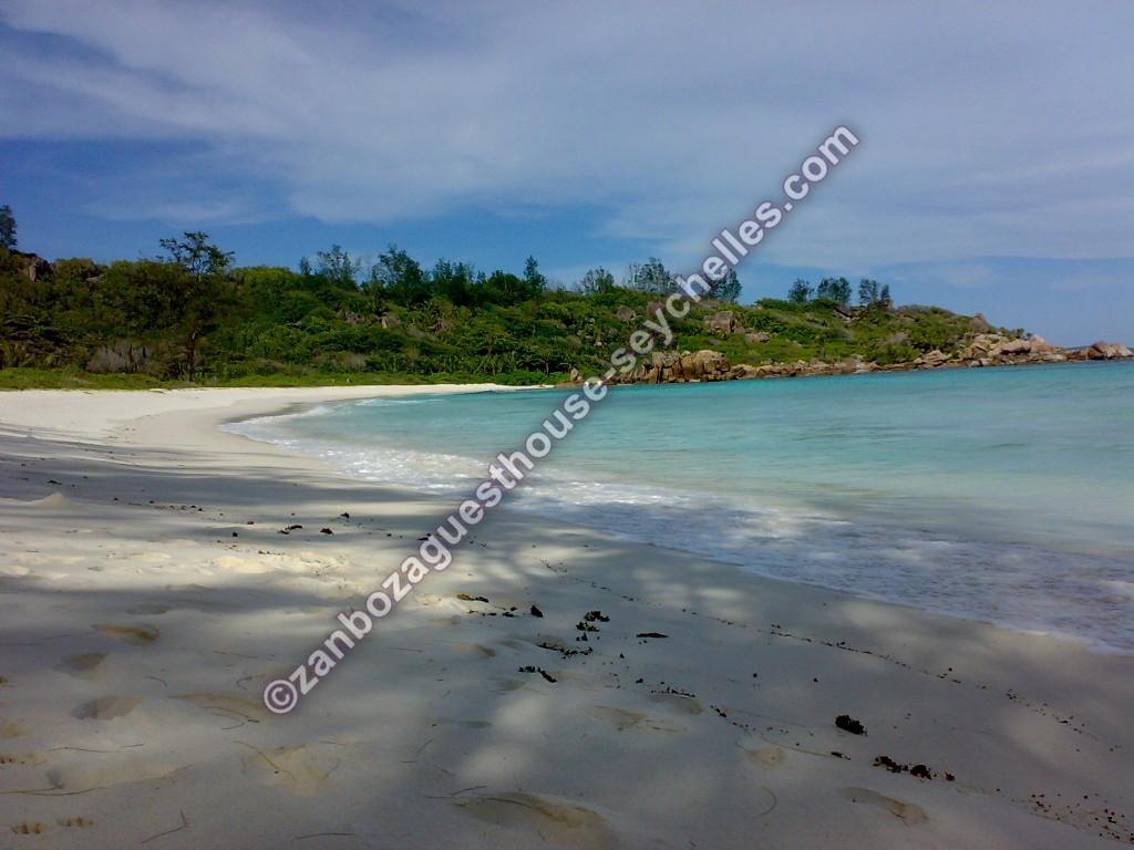 Anse Coco La Digue Seychelles