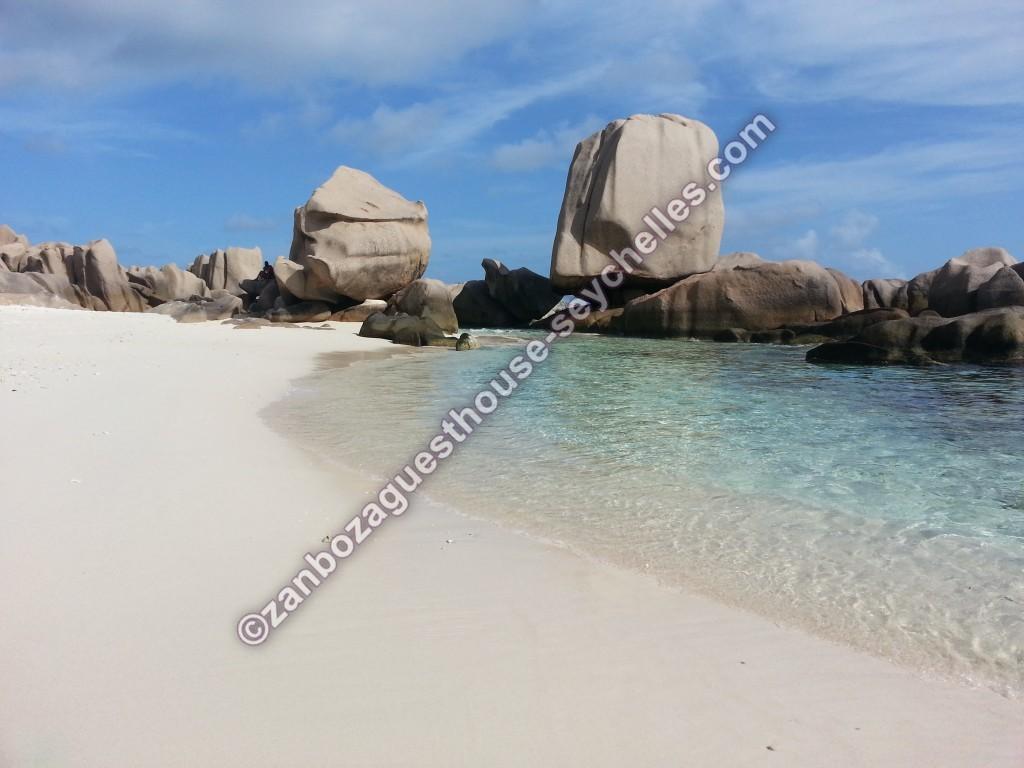 Anse Marron La Digue Island
