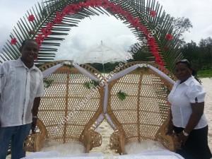 Wedding in La Digue