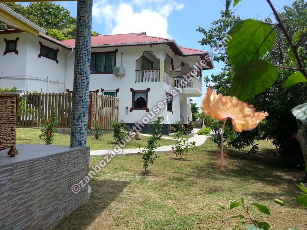 Garden B&B Zanboza Guesthouse